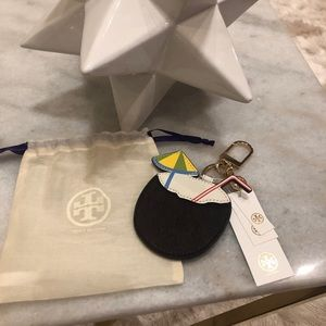 TORY BURCH KEYCHAIN BRAND NEW